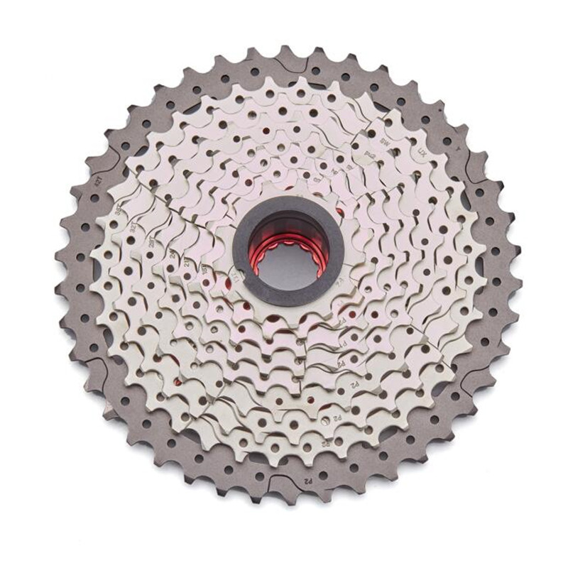 все цены на SunRace bicycle freewheel 10 Speed mtb freewheel Mountain Bicycle Cassette bicycle parts 11-42T онлайн