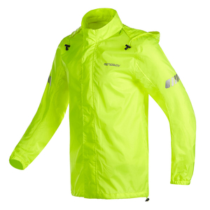 Image 2 - Motoboy オートバイ防雨防水レインコート屋外重水雨具反射 Rainsuits クライミングハイキング雨ジャケット
