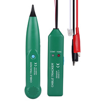 6F22 9V Telephone Phone Wire Network Cable Tester Line Tracker MS6812 MS6812 T MS6812 R WholesaleH52