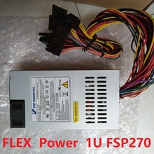Fonte de alimentação para computador, fonte de alimentação para computador flex 1u fsp, equipamento de baixa potência, ventilador silencioso ac220v