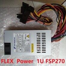Fuente de alimentación del ordenador flexible, 1U, FSP, pequeño ordenador de escritorio, caja registradora, NAS de energía, equipo de baja potencia, ventilador silencioso, AC220V