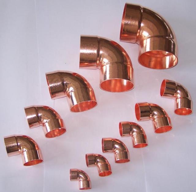 Hvac Copper Compression Fittings