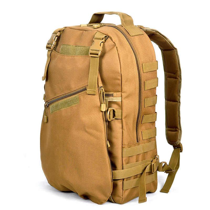 a005f024fa6f Для мужчин и размер 40 литров водонепроницаемый нейлон посылка высокое  качество водонепроницаемый рюкзак сумка Военная водостойкая