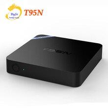 T95N Mini M8S Pro Android 6.0 TV Box S905X Quad Core Wifi Kodi16.0 1G 8G or 2G 8G Memory Smart Set top Box for x96