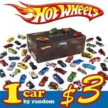 1: 64 Hot Wheels базовая машина оригинальная игрушечная машинка в стиле мини Легкосплавные Машинки Игрушки для детей коллекционные модели автомобилей C4982 отправляется случайным образом