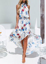 New Style Pregnant Women Floral Long Maxi Dresses Maternity Gown Photography Photo Shoot Clothes Pregnancy Summer Beach Sundress(China)