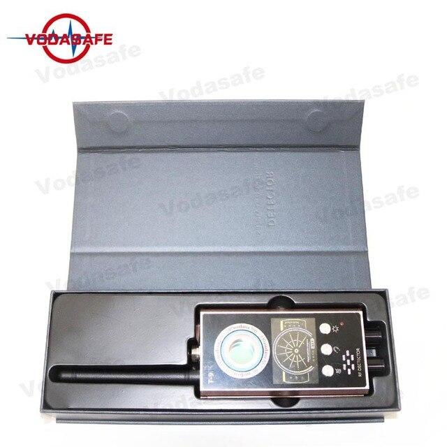 Wykrywa Mobile sygnałów i nadajnik gps systemy z 10 na poziomie cyfrowy w kształcie tuby, brzęczyk, wibrator wskazanie