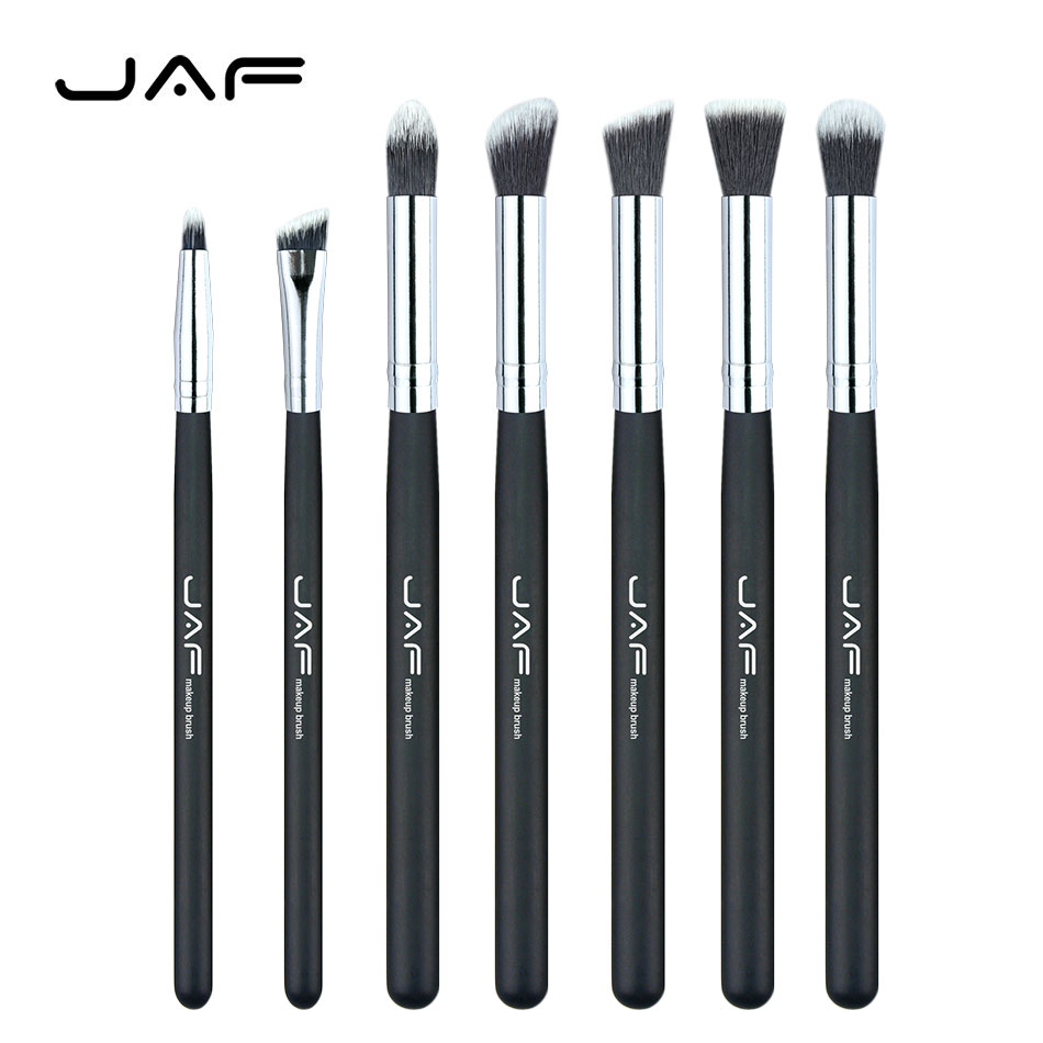 Make-Up Brush 7 pcs/set  for Eye Shadow Blending Make Up Brushes JE07SSY-B Eyeshadow Beauty Make-up Tools & Accessory кисть tony moly professional blending shadow brush 1 шт