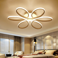 Modern Ceiling Lights LED Luminaires Indoor Home Kitchen Lamp Fixtures For Dining Living Room Bedroom Lighting Lampara Techo EMS