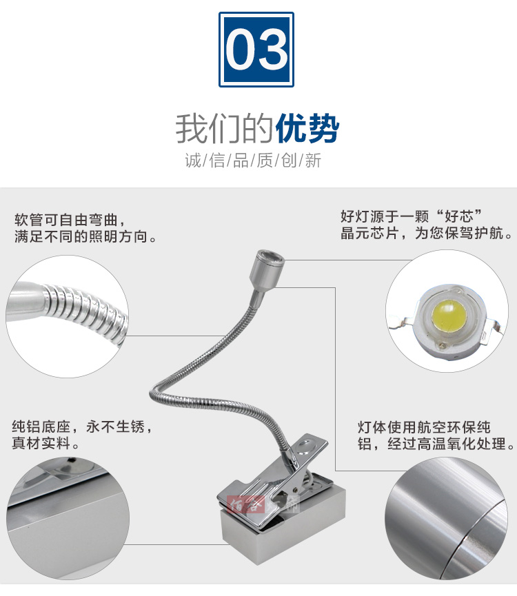 Ceiling Lights Rechargeable Battery Spotlight Charging Led Showroom Display Cabinet Lamp Holder Clip Night Market Stalls Jewelry Zh Sd84 Ceiling Lights & Fans