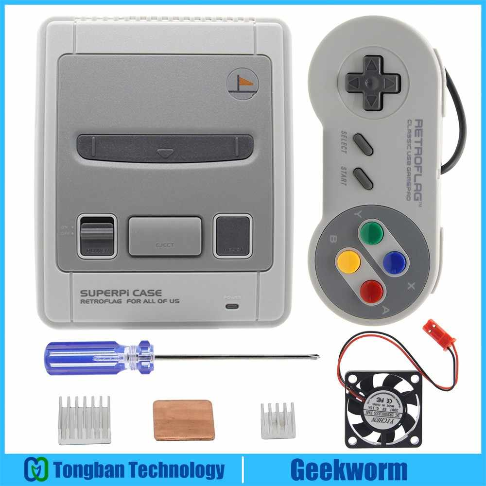 Detail Feedback Questions about Retroflag SUPERPi Case NESPi