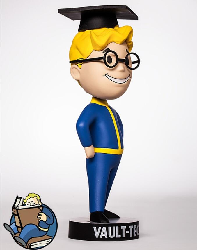 Fallout 4 – Vault Boy Bobble Head | 7Styles | 5″