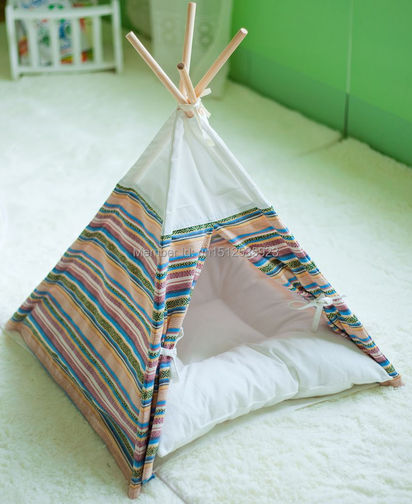 Tipi Pour Chat A Fabriquer pet tent teepee tent dog cage cat cage|cage pet|cage machine