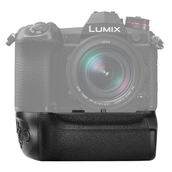 Neewer Battery Grip Compatible with Panasonic Lumix G9 Camera Replacement for DMW-BGG9 with Shutter Release Focus Point
