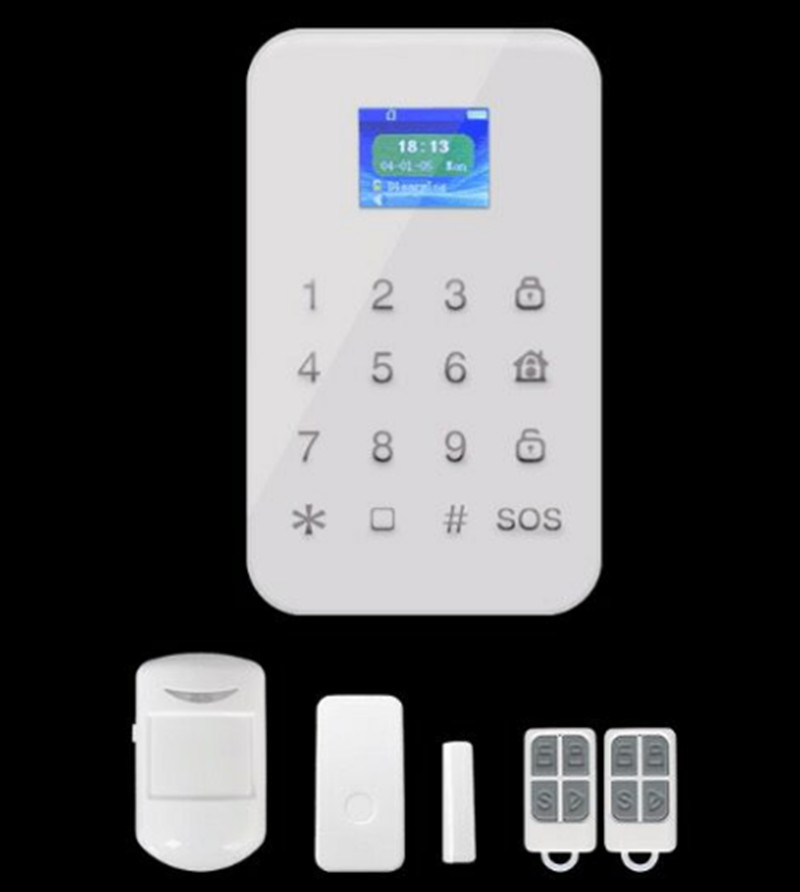 Multi-Language Touch Keypad GSM Alarm System APP Remote Control towards chereme based dynamic sign language gesture recognition system