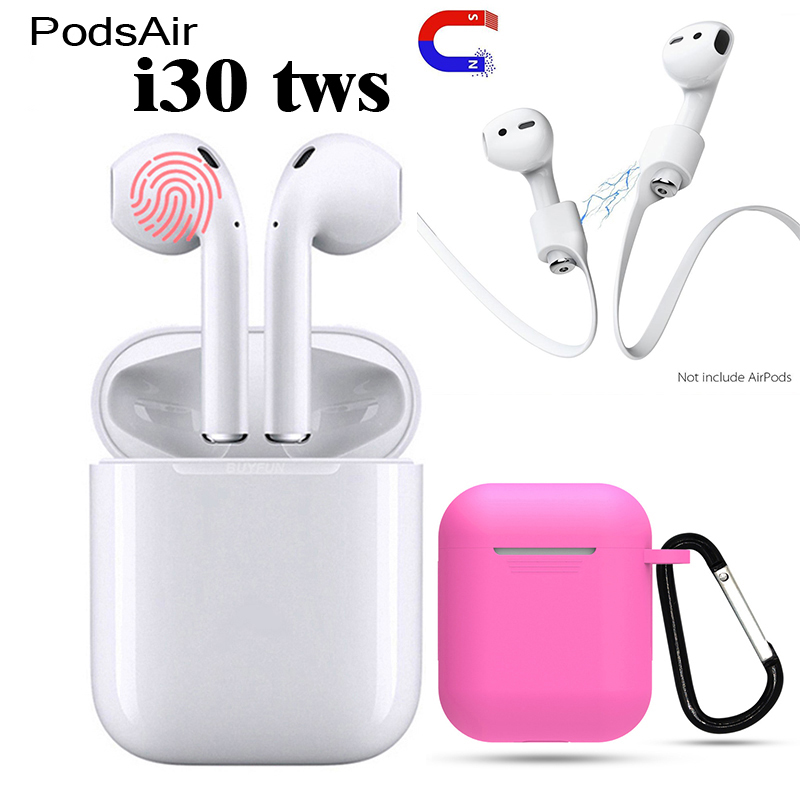 2019 Newest I30 Tws Pop-up Bluetooth 5.0 Earphone 4d Super Bass Sound Earbuds Wireless Earphones For All Smartphones Pk W1 Chip Special Buy
