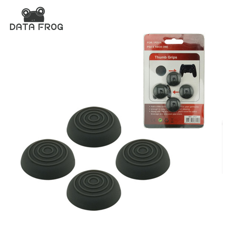 4 x analogue thumbsticks caps THUMB GRIPS for PS4 XBOX ONE 360 PS3 CONTROLLER THUMBSTICK COVERS RUBBER PADS