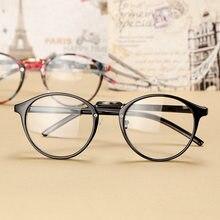 47490179cf 2017 New Fashion Eyeglasses Eye Glasses Frames For Men Women Unisex Nerd  Clear Lens Reading Glasses Optical Eyewear Frame