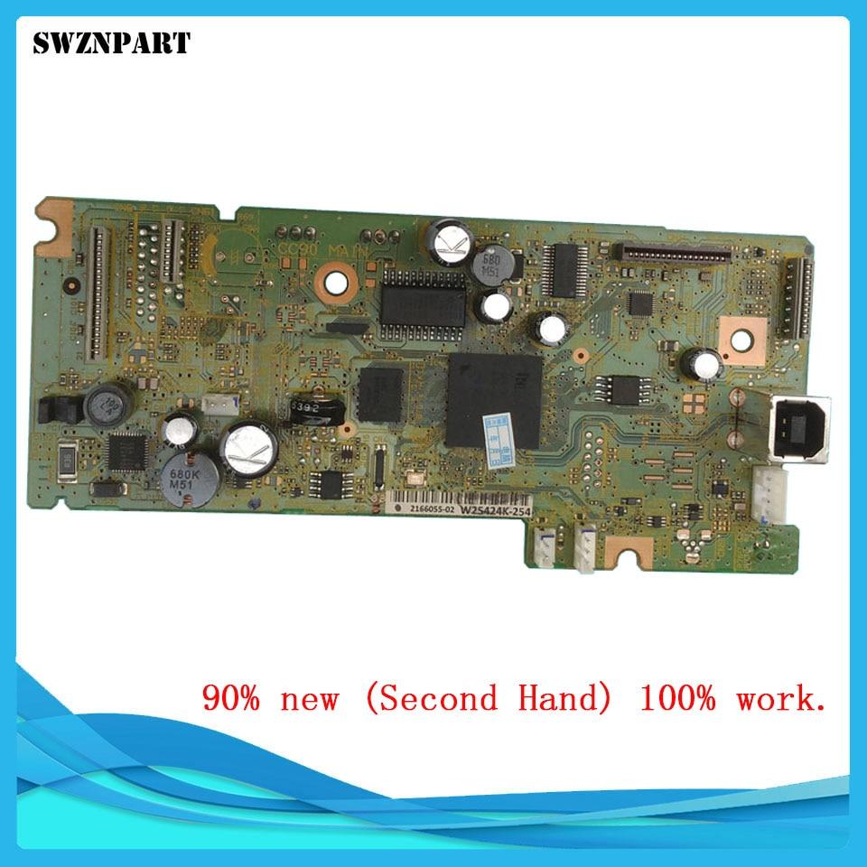 FORMATTER PCA ASSY Formatter Board logic Main Board MainBoard mother board for Epson L365 used formatter board logic main board for epson l1300 me1100 t1100 t1110 b1100 w1100 1100 pca assy mainboard mother board