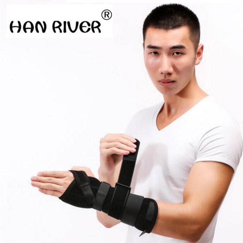 HANRIVER Wristbands wrist fracture fixation splint wrist guards wrist with a high quality gear