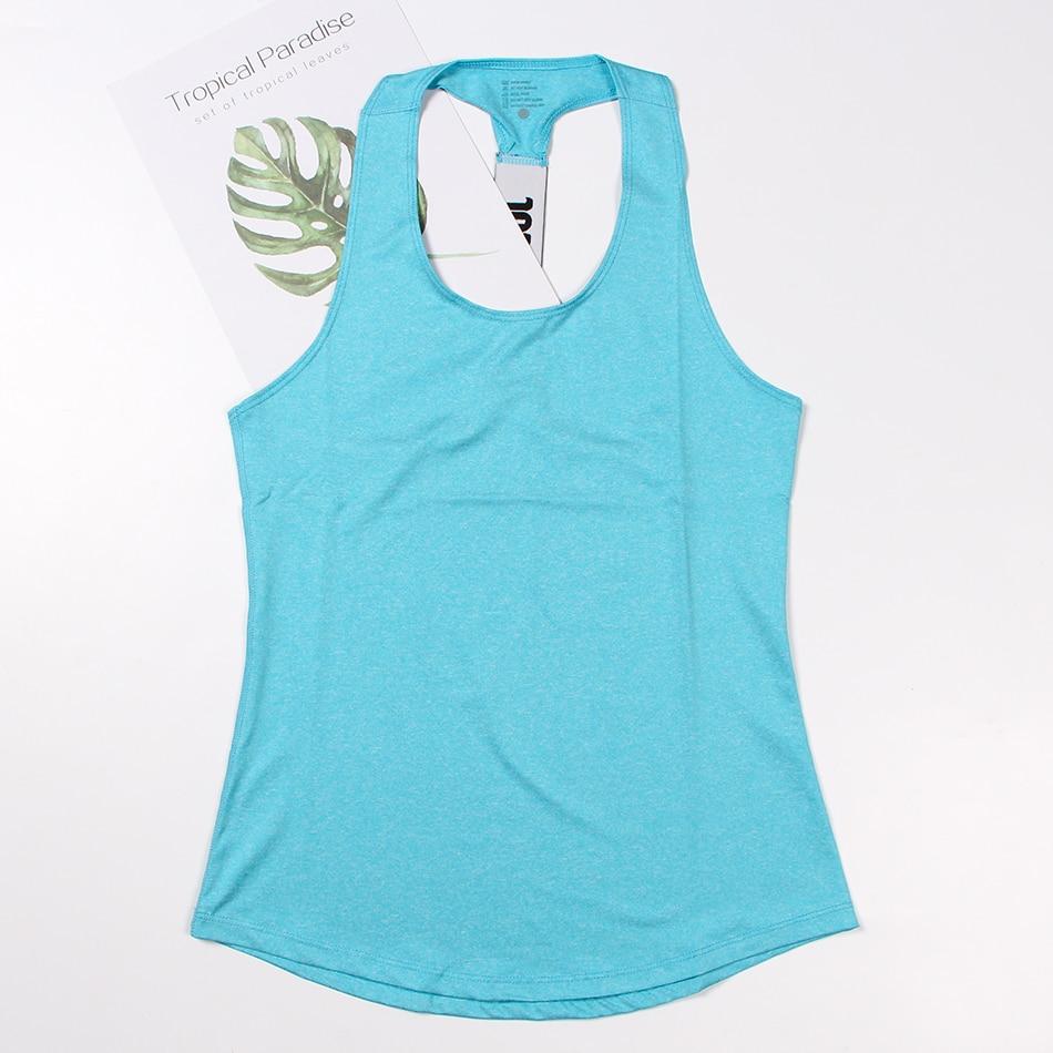 Professional Yoga Top Vest Sleeveless Sport Shirt Women Running Gym Shirt Women Sport Jerseys Fitness Yoga Shirt Tank Top