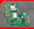 V000218120 6050a2333201-mb-a02 para toshiba l650d l655d laptop motherboard, 100% Testado e garantido em boa condição de trabalho