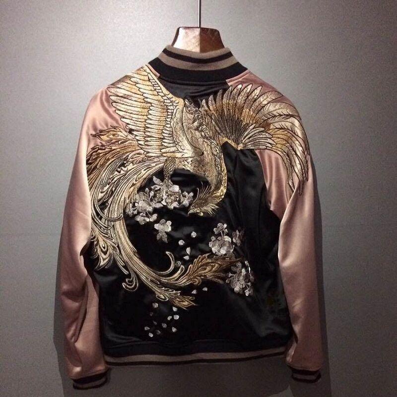 4 월 momo 2019 새로운 도착 자수 재킷 남자 패션 힙합 streetwear 폭격기 재킷 남자 코트 남자 재킷 코트 xxl-에서재킷부터 남성 의류 의  그룹 3