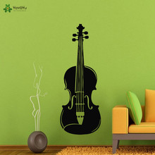 YOYOYU Wall Decal Vinyl Art Removeable Sticker Murals Living Room Music Guitar Poster YO465