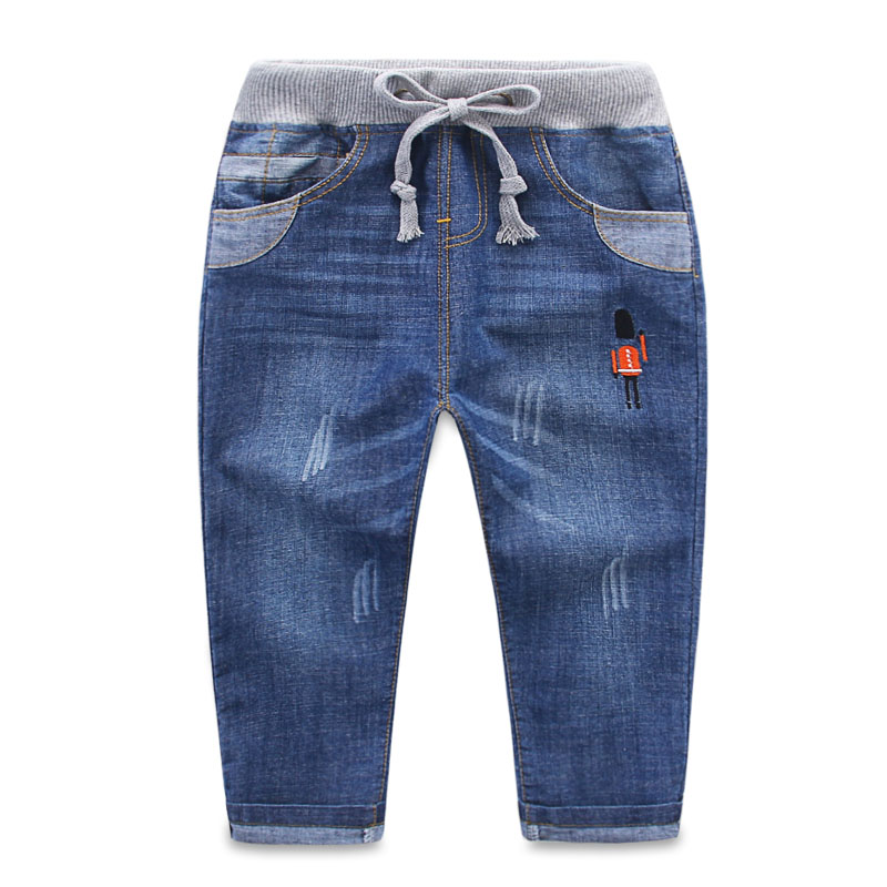 цены  2016 New Arrival High Quality Casual Spring Autumn comfortable Jeans Boys Trousers Children Fashion Pants Kids Regular Jeans