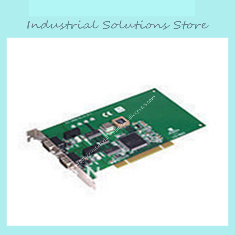 Industrial cable Capture Card PCI-1680U Can Communication Card PCI-1680ua 90 days Warranty 100% tested perfect quality industrial floor picmg1 0 13 slot pca 6113p4r 0c2e 610 computer case 100% tested perfect quality