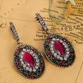 Eye Earring For Women christmas Jewelry Brand From Turkey Royal Design Turkish Jewellery Women Gold Earing Turkish Earring Ears