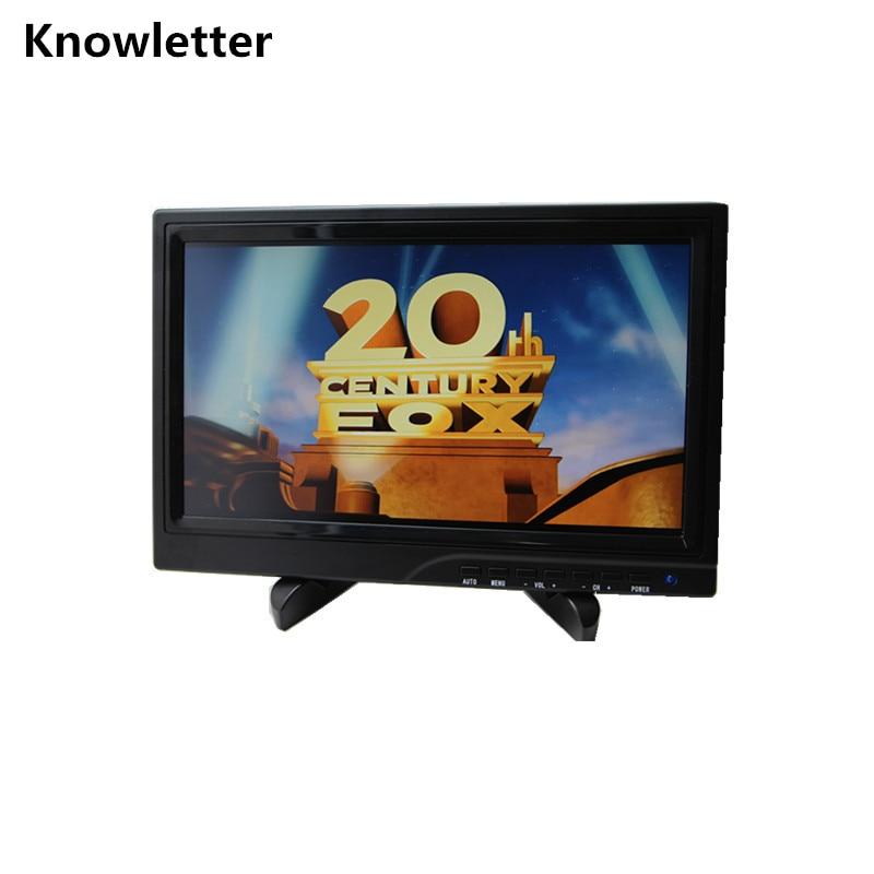 10.1 inch game portable monitor HDMI display monitor