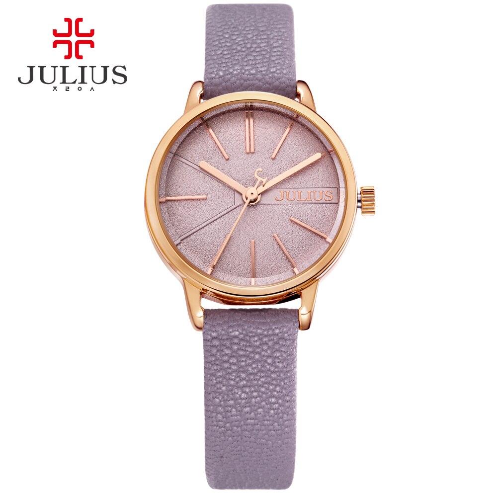 JULIUS 여성 브랜드 럭셔리 패션 숙녀 시계 일본 Movt 쿼츠 시계 가격 프로모션 WR 30m 로고 JA-944 로고로 싸게 프로모션