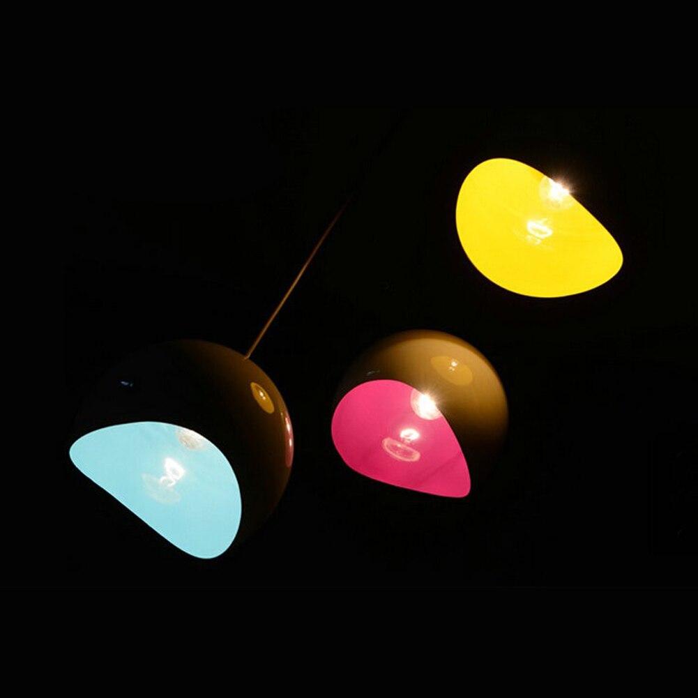 2016 minimalistische Moderne Kreative LED Licht Kreisförmige Schale ...