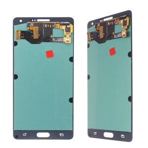 "Image 4 - סופר AMOLED 5.5 ""LCD לסמסונג גלקסי A700 LCD מסך מגע Digitizer עבור SAMSUNG A7 2015 תצוגת A700H A700F a700S A700K"
