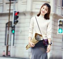 2017 autumn women fashion wool sweater