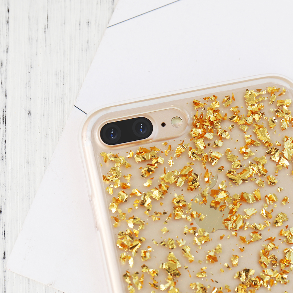 watch 37a31 55758 KISSCASE Luxury Phone Case For iPhone 5 5S 6 6S Girly Gold Foil Cover For  iPhone 7 8 Plus X SE Bling Soft TPU Back Cover IX Capa-in Fitted Cases from  ...