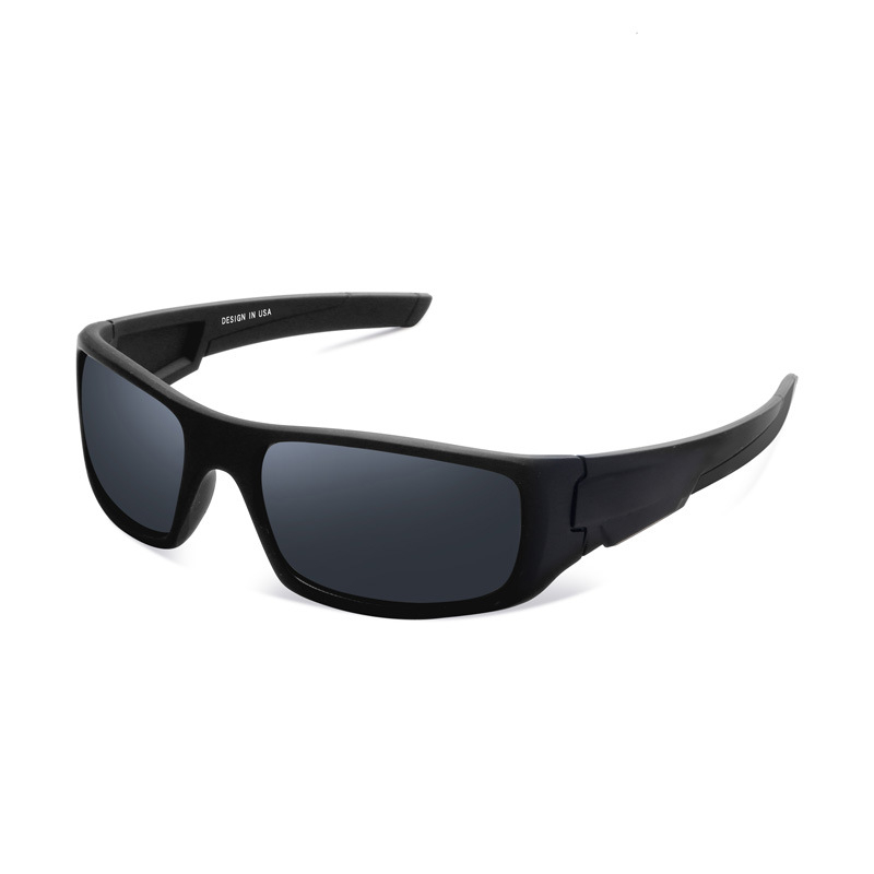 TR90 Sport Sunglasses Men Brand Designer UV400 Protection Sun Glasses Outdoor Cool Goggles Oculos Zp-12