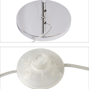 Image 5 - Хрустальная Напольная Лампа, современный напольный светильник светодиодный E27 torso светильник ing 1,6 м высокий светильник для гостиной, спальни, учебы, украшение