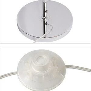 Image 5 - โคมไฟคริสตัลโคมไฟโมเดิร์นชั้น LED E27 ลำตัวแสง 1.6m สูงห้องนั่งเล่นห้องนอนตกแต่ง LIGHT