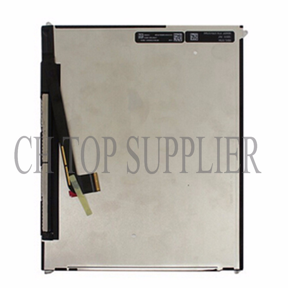 Free shipping Replacement lcd screen For ipad3 ipad4 The New ipad display screen 100% guarantee lcd screen for hitech pws1711 stn pws1711stn free shipping