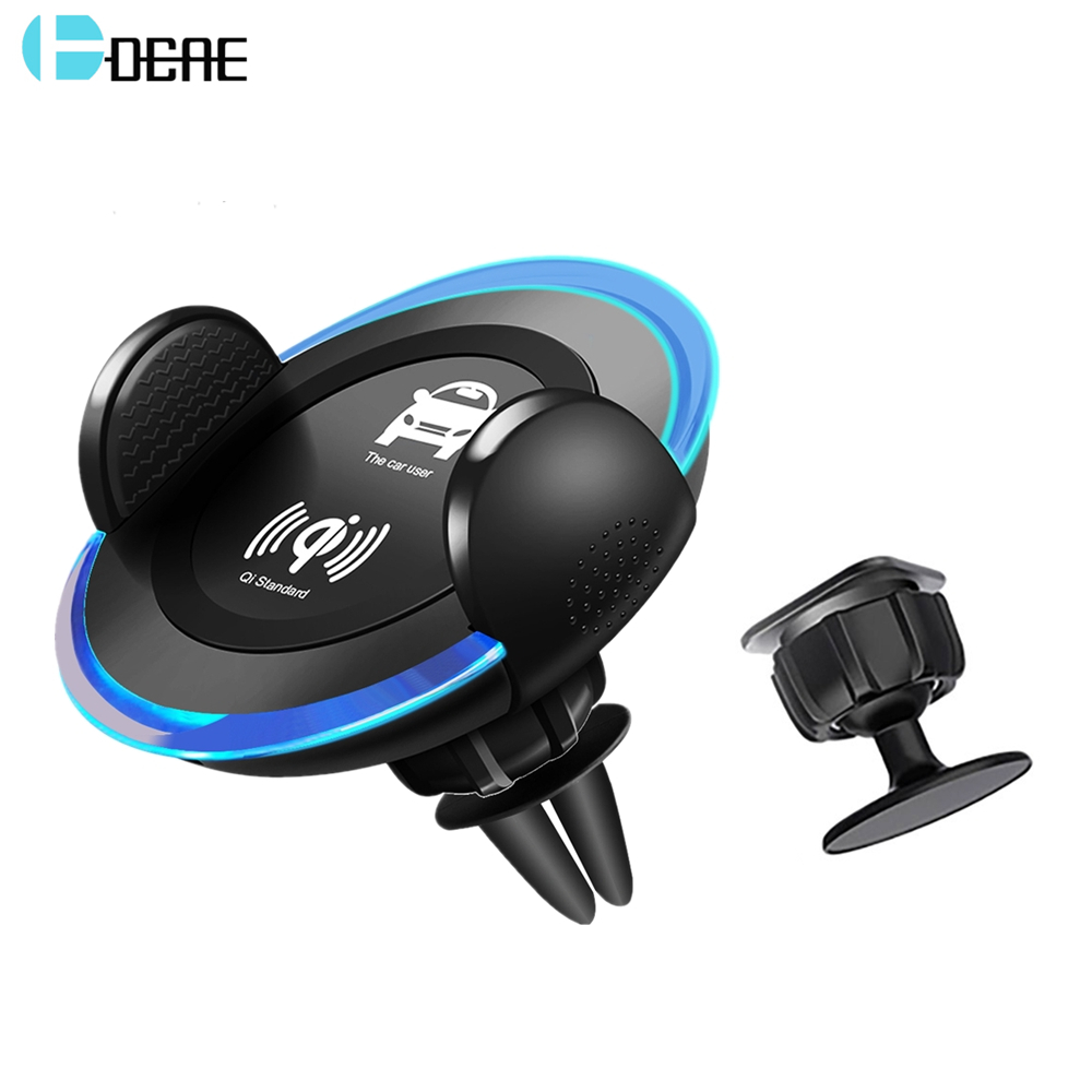 DCAE Car Wireless Charger For iPhone XS
