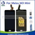 Meizu m3 mini display lcd + de tela de toque 100% original novo digitalizador substituição do painel de vidro para meizu m3 mini meilan 3 + ferramentas