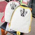 2016 Hot famous brands women canvas backpack women bags ladies travel bag school bags students backpacks canvas rucksack