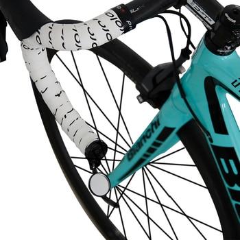 Rower lusterko wsteczne rower szosowy jazda na rowerze kierownica koniec lustro ABS kierownica boczne bezpieczeństwa elastyczny tylny lusterka wsteczne akcesoria rowerowe