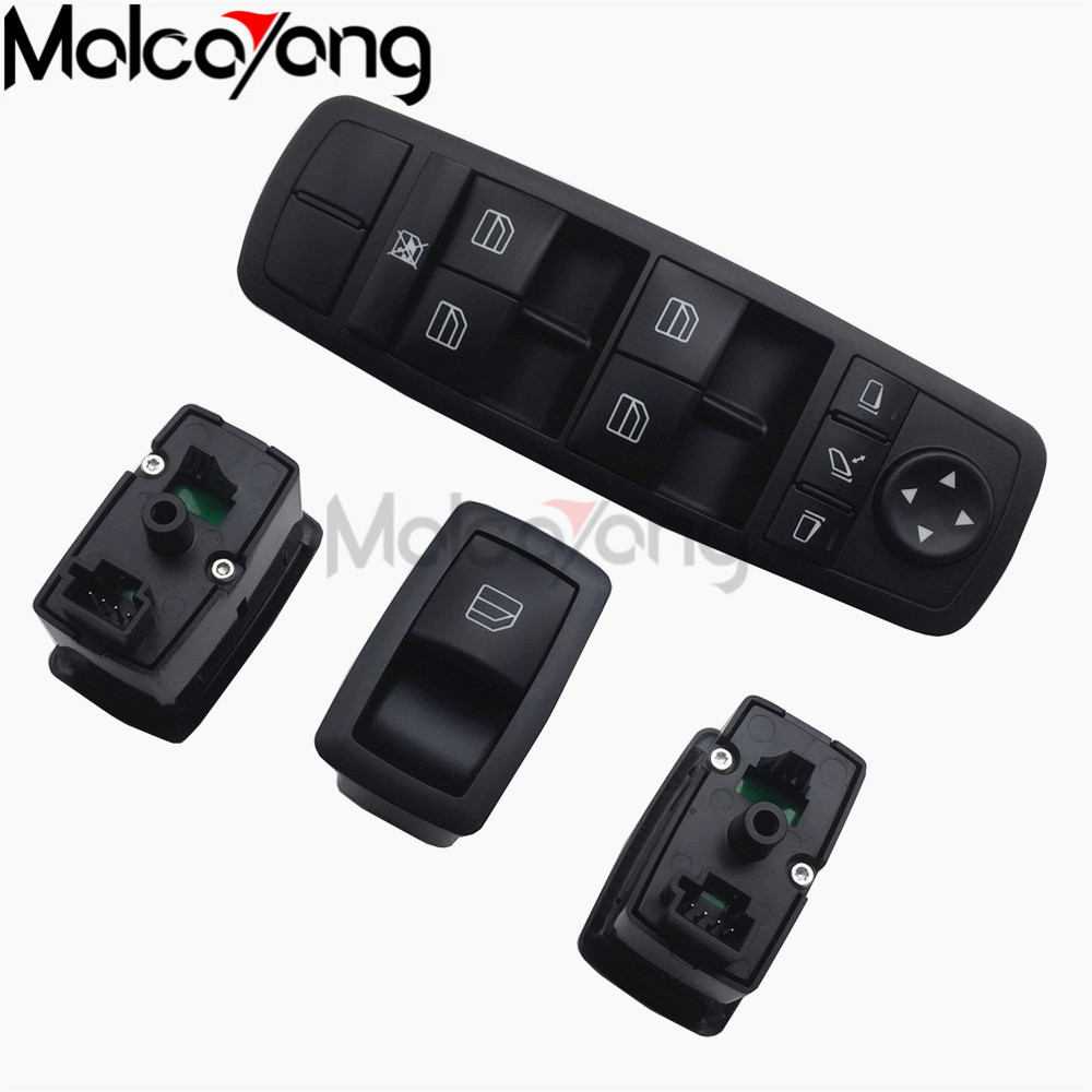 For 2006 2007 2008 2009 2010 2011 Mercedes-Benz ML Master Power Window Switch A 251 830 02 90 2518300290 A2518300290