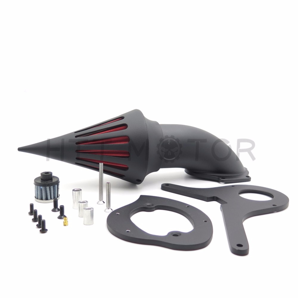 Aftermarket free shipping motorcycle parts Spike Air Cleaner Kits filter for Honda Aero 750  all year 1986-2012 BLACK lenovo v110 15isk [80tl000nrk] black 15 6 hd i5 6200u 4gb 500gb dvdrw dos