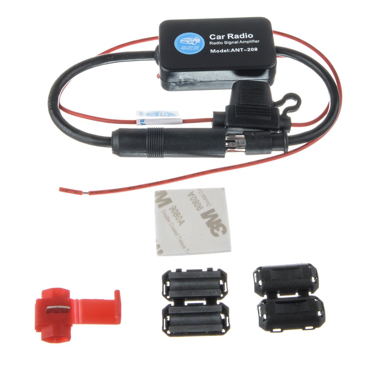 Amplificada antena auto avalia es online shopping - Amplificador de antena ...