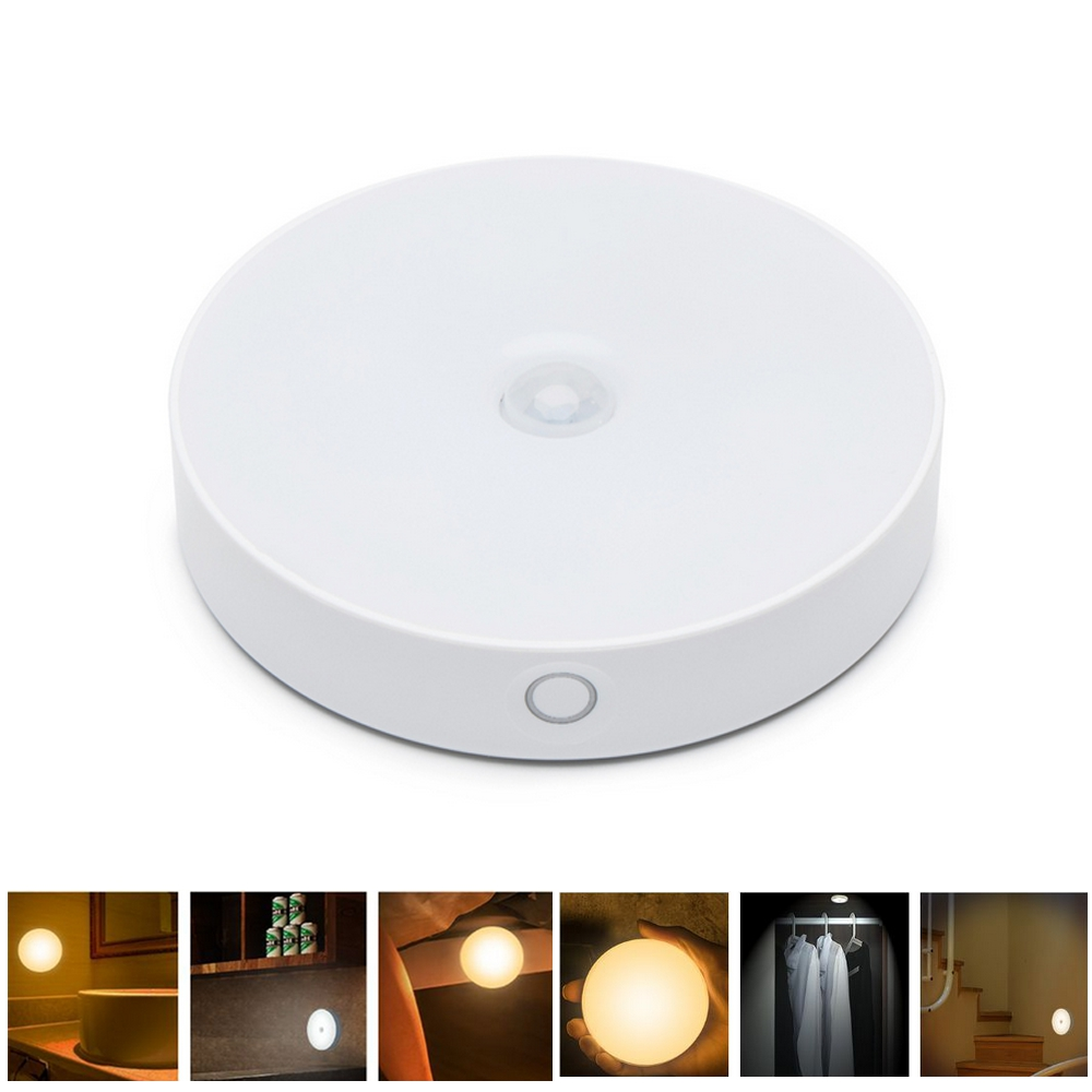 DC5V 6 LED USB Rechargeable PIR Motion Sensor Eyeshield Light Control LED Night Lamp Magnet Wall Light for Cabinet BedsideDC5V 6 LED USB Rechargeable PIR Motion Sensor Eyeshield Light Control LED Night Lamp Magnet Wall Light for Cabinet Bedside