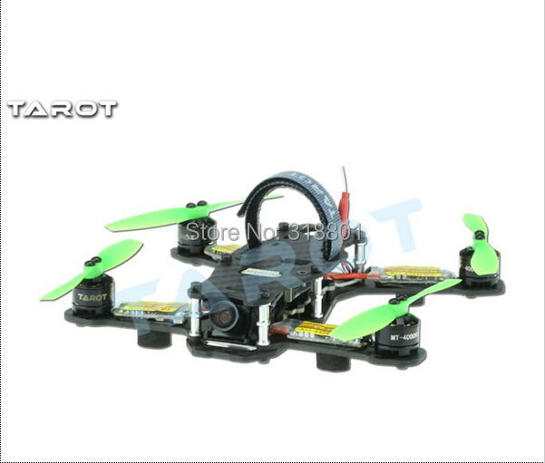 Tarot TL130H1 RTF Mini Racing Drone Alien 130 Quadcopter Carbon Fiber Frame with Controller Motor ESC Prop FPV Parts 250 quadcopter full carbon fiber frame kit rtf quadcopter with remote controller